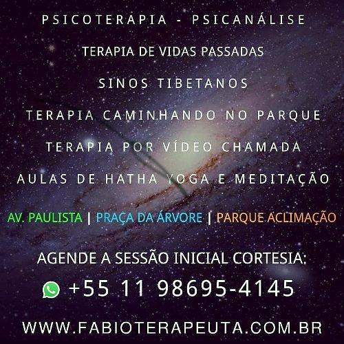 Fabio Terapeuta Banner